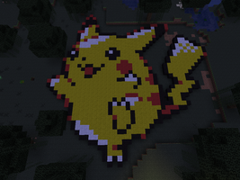 Pikachu by dylrocks95