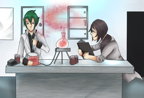 Science Time by zygardenRP