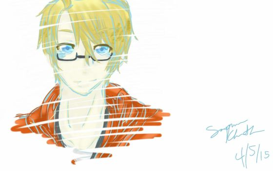 .:Alfred F. Jones:. by Kaitolover253