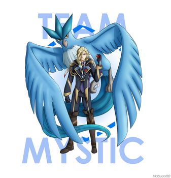 Keith Team Mystic by Nabuco88