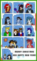 XMAS GIFT 2011 by Master-wolf149