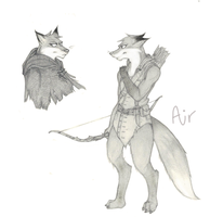 Rederick Sketches by Airans-Enigma