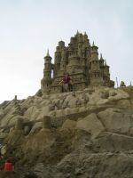 Sand Castle 5 by Suzuko42