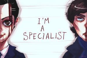 Specialist by LoupDeMort
