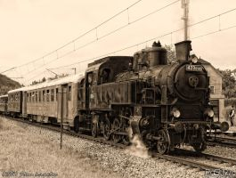 Steam locomotive by PaSt1978