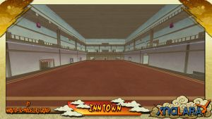 Naruto Stage - Inn Town (FOR XPS) by MVegeta