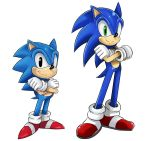 Classic and Modern by ss2sonic