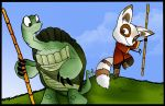 KFP: Young Shifu training by VivzMind
