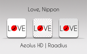 Love, Nippon by Raadius