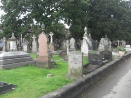Cemetery 96 by Stock-Karr