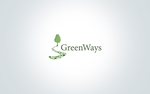 GreenWays logotype by Martioon