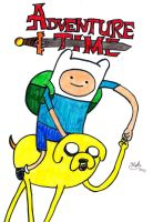 Adventure Time!!! by MelanieBrown