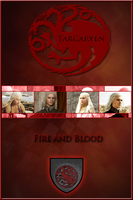 Targaryen....Fire And Blood by LiviaAlexandra