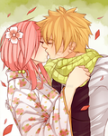 Naruto: Everyday Love - Spring Kisses by Kaleta