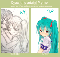 before and after by meguzm