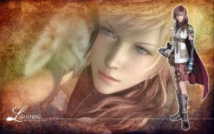 Final Fantasy XIII: Lightning by Dextera