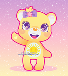 Funshine bear by Miss-Glitter