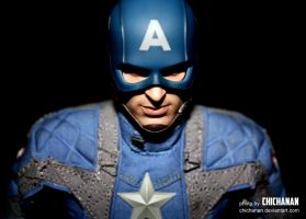 Hot Toys : Captain America: The First Avenger 3 by Chichanan