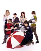 Resident Evil Group by scareOline