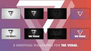 The Verge: Wallpaper Pack by Caboose221
