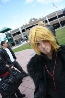 Mello's Most Serious Duck-Face by pixiedustling