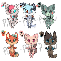 $1.50 / 150 point adopts! by starsleeps