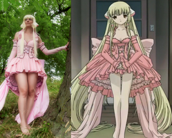 Chii from Chobits no.1 by JadeDragonne