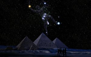 Giza/Orion by farstar09