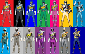Dino Charge (Adrenalineverse) by AdrenalineRush1996
