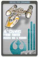 Y-wing by jjrrmmrr