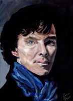 Consulting Detective by linda-dama