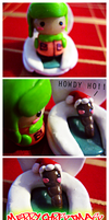A poopy christmans xD by stefawii