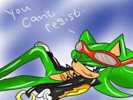 You Can't Resist by Mephonix