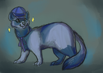 Naoto Ferret by miaowstic