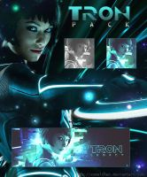 TRON Pack- by xxMelChan