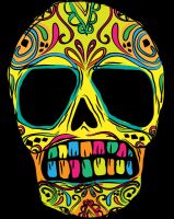 day of the dead by gogoporen