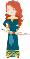 Merida v2.0 by KatNap8181