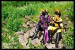 Psiioniic and Dualscar - Let's stay together by XionsTwilightTower