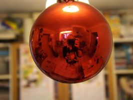 bauble reflection 2 by ARAart
