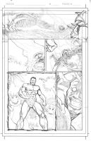 Deadpool Page 1 by thecreatorhd