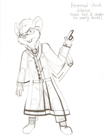 GMD WIP: Fatherly Admonition by MouseAvenger