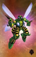 Waspinator by Dan-the-artguy