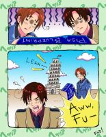 Hetalia: What A Pisa Sh-- by khakipants12