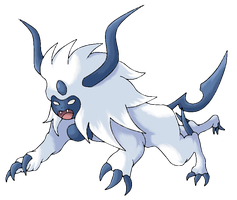 Abocalypse (Absol evolution) by OriginalSuperSaiyan