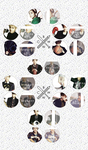 EXO Sports Buttons by silentpokefreak01