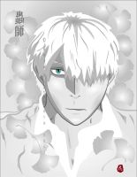 Ginko: Silver and Emerald by broom-rider