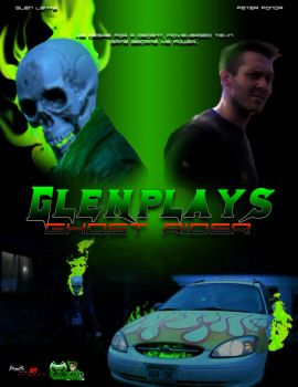 Glenplays:  Ghost Rider for the Playstation 2 by lentzgle