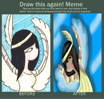 Maat before and after by vampireintherain