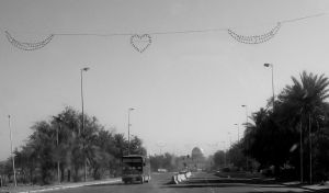 Hearts Over Baghdad by mamamac