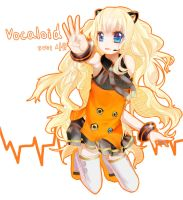 Vocaloid 3: SeeU by doremin